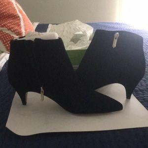 90544b9a4 Sam Edelman Shoes - Sam Edelman Kinzey Black Suede Boots